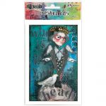 "Ranger - Dylusions - By Dyan Reaveley - Postcard Images 4""X6"""